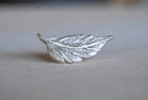 Zilveren Broche | Veerkracht Collectie | Veldjuwelen