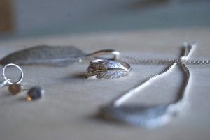 Zilveren Ring | Veerkracht Collectie | Veldjuwelen